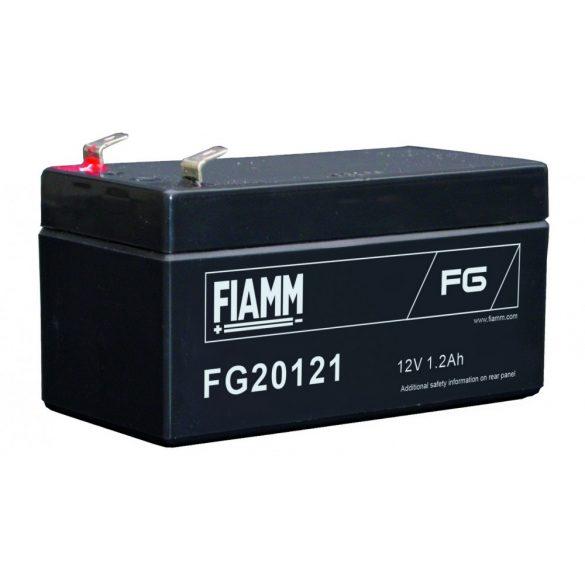 AKKUMULÁTOR 12V 1,2AH FIAMM (AK12V-1-2AhFIAMM)