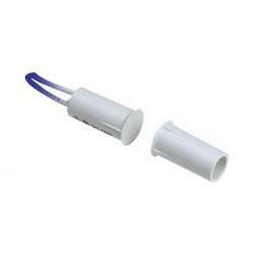 Aleph  befúrható mini nyitásérzékelő fehér (DC-1651W)