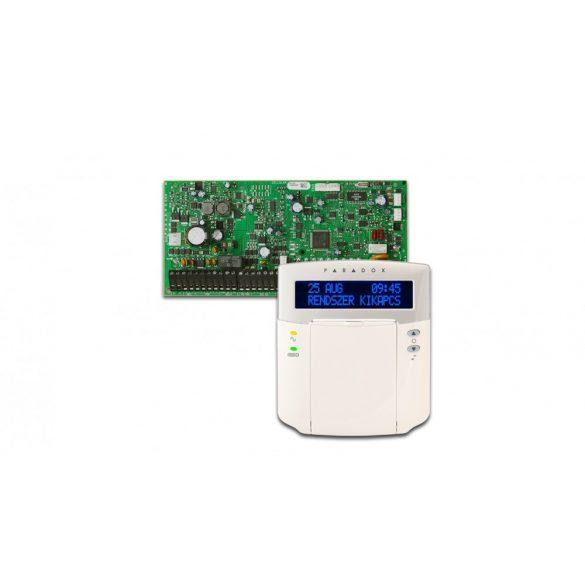 Evo 192 központ, K641+ kezelővel (EVO192/K641+)