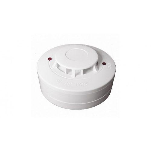 Riasztóközponthoz illeszthető hősebesség, hőmaximum érzékelő (FDR16HR)