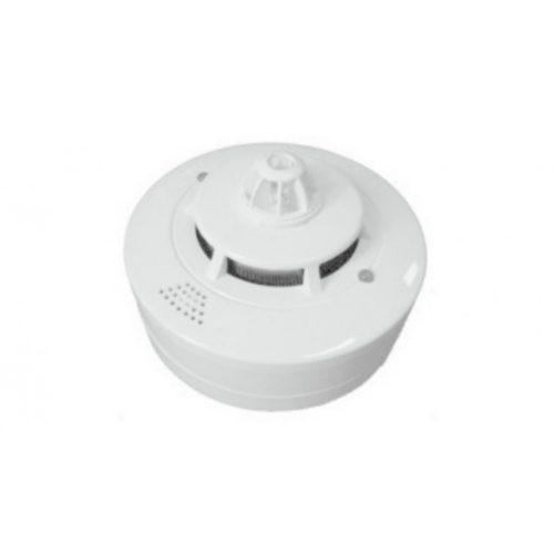 Riasztóközponthoz illeszthető optikai füst- és hősebesség érzékelő (FDR36SHR)