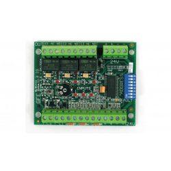 Ki és bemeneti modul 3 ki/bemenet (GFE-3IO_PLUS)