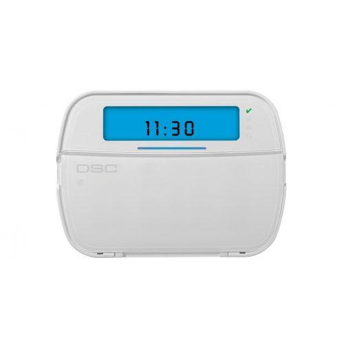 NEO Ikonos, vezetékes billentyűzet, LCD, F1-F5 funkcióbillentyűvel, beépített vezeték nélküli vevőegységgel, PowerG 868 MHz, Proximity olvasóval (HS2ICNRFP8E1)