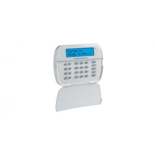 NEO Szöveges vezetékes billentyűzet, LCD, F1-F5 funkcióbillentyűvel, beépített vezeték nélküli vevőegységgel, PowerG 868 MHz, ENG/HUNG/LAT/SLOVEN (HS2LCDRF8EE1)