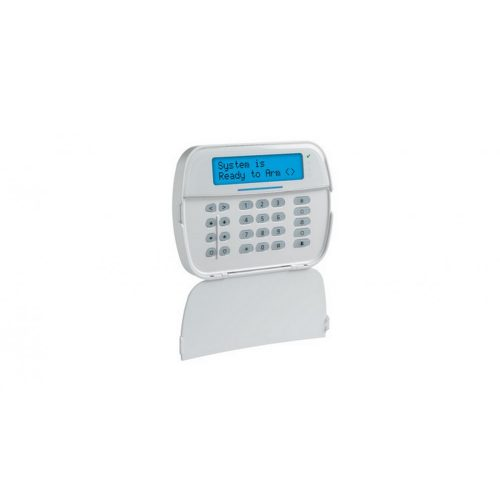 NEO Szöveges vezeték nélküli, PowerG 868 MHz, LCD, F1-F5 funkcióbillentyűvel, beépített proximity olvasóval, ENG/HUNG/LAT/SLOVEN (HS2LCDWFP8E1)