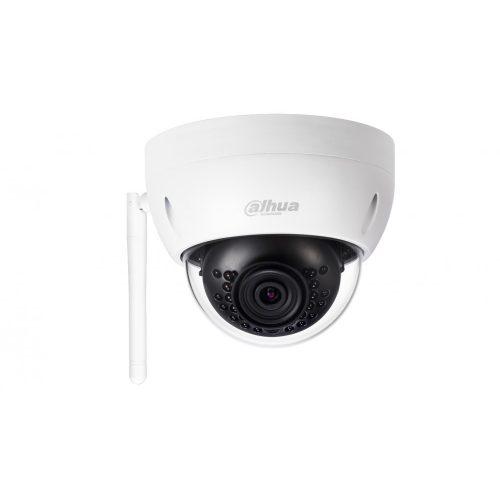 Dahua 4MP IR fixoptikás WiFi dómkamera 2,8mm (IPC-HDBW1435E-W-0280B-S2)