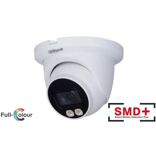 Dahua 2MP IR fixoptikás dómkamera 2,8mm (IPC-HDW3249H-AS-PV-0280B)