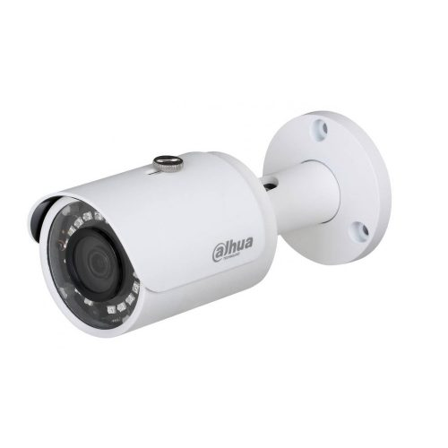 Dahua 2MP IR fixoptikás mini csőkamera 2,8mm (IPC-HFW1230S-0280B-S5)