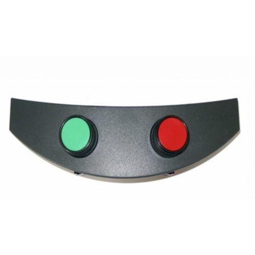 BENINCA - nyomógomb modul SA.03 és BRAIN vezérlőkhöz, a vezérlő dobozába integrálható (KPC)