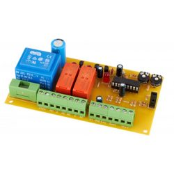 Szél-esőérzékelő elektronika, 230 Vac (LD-METEO230)