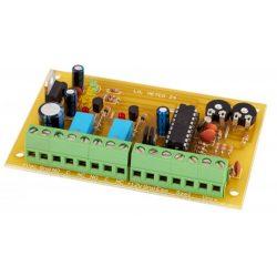Szél-esőérzékelő elektronika, 24 Vdc (LD-METEO24)