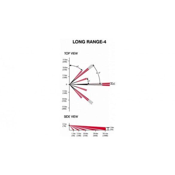 PARADOX INFRÁHOZ NAGY TÁVOLSÁGÚ LENCSE 30 M (LR4)