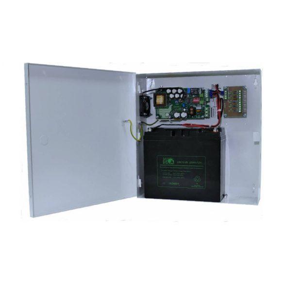 UPS SYSTEM szünetmentesítési idő kb. 2 óra (ME-140-14-10-KTEI-5)