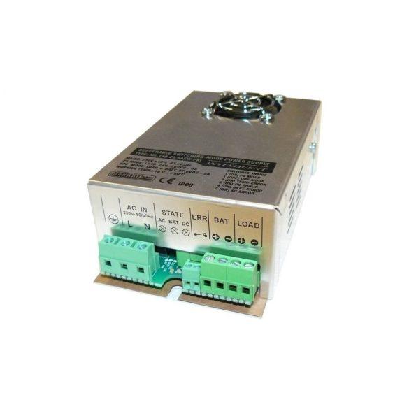 Szünetmentesíthető tápegység 5A 24-27,6V intelligent (ME-140-28-5ASW-PKI)