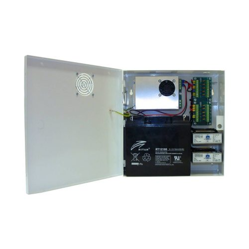 UPS SYSTEM szünetmentesítési idő kb. 1,5 óra (ME-280-14-20-KTEI-10)