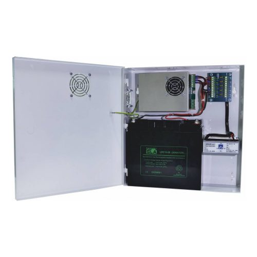 UPS SYSTEM szünetmentesítési idő kb. 1,5 óra (ME-280-14-20-KTEI-5)