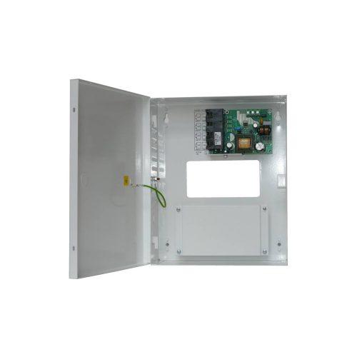 4 csatornás PoE injektor és tápegység switch hellyel (ME-60-48-PoE-4-SWD)