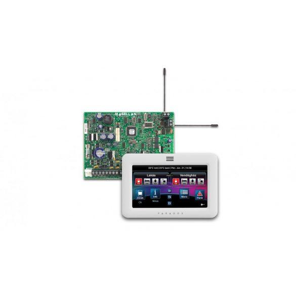 MG 5000 központ, TM50BNO kezelő (MG5000/TM50)