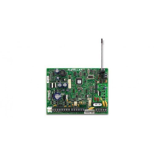 Magellan 2 partíciós 32-zónás 32 felhasználós rádiós adóvevő központ 2 integrált vezetékes zóna bemenettel (MG5000 panel)