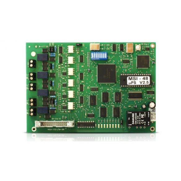 Hálózati modul (MSI-48)
