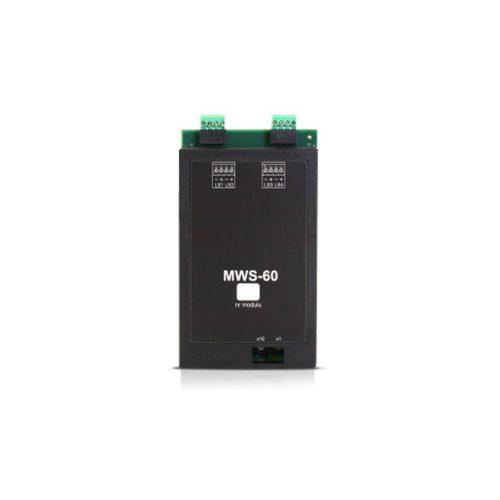 Hangjelző modul 4 x független hangjelző kimenet (MWS-60)