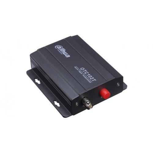 1 csatornás  HDCVI optikai jeltovábbító vevő (OTC102R)