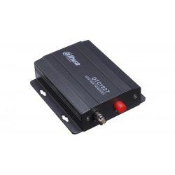 1 csatornás  HDCVI optikai jeltovábbító adó (OTC102T)