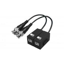 HDCVI balun passzív (PFM800-4K)