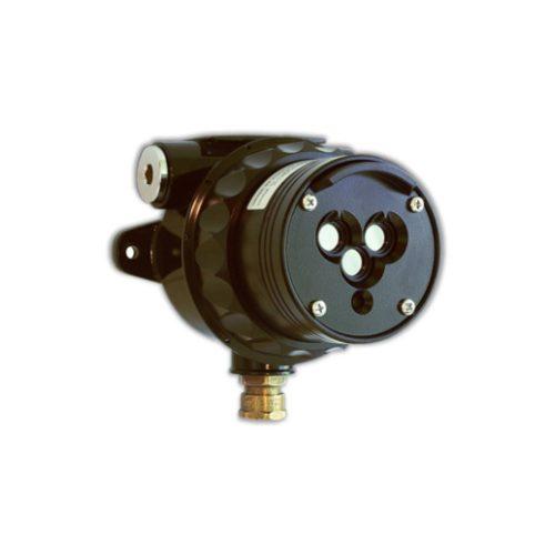 Nyomásálló tokozású (EX d) multi-band láng érzékelő (PPW-40REx)
