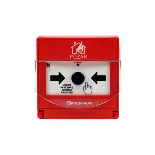 Kültéri kézi jelzésadó (IP55) (ROP-4001MH)