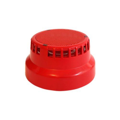 Címezhető sziréna,LED villogóval (SAW-6006)