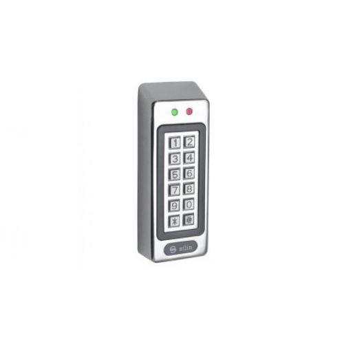 Kültéri, vandálbiztos Önálló RFID olvasó és kódzár (SK-1011)