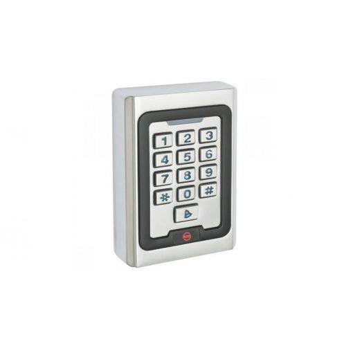 Vandálbiztos, kültéren is használható tasztatúrás kártyaolvasó (SK-500)