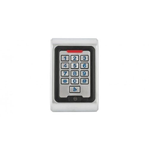 Önálló működésü RFID olvasó és kódzár (SK-8EM-W)