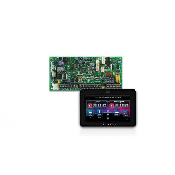 Spectra SP 4000 központ, TM50 kezelő (SP4000/TM50)