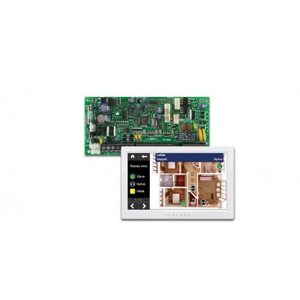 Spectra SP 4000 központ, TM70 kezelő (SP4000/TM70)