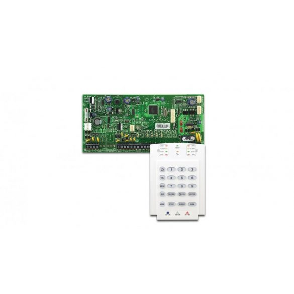 Spectra SP5500 központ, K10V kezelő (SP5500/K10V)