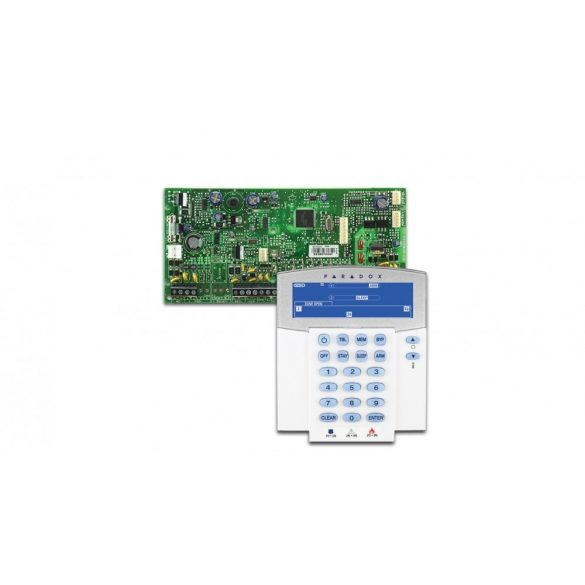 Spectra SP 5500 központ, K35I ikonos kezelő (SP5500/K35)