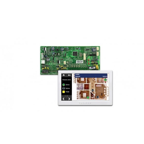 Spectra SP 6000 központ, TM70 kezelő (SP6000/TM70)