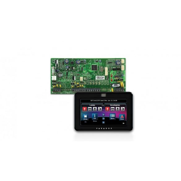 Spectra SP 7000 központ, TM50 kezelő (SP7000/TM50)