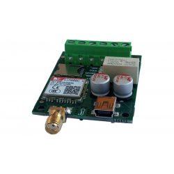 Securecom kontaktus vezérelt GSM telefonhívó (SS21-GSM)