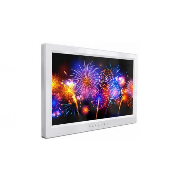 PARADOX-TM70 Fehér érintőképernyős TFTkezelő, 7^, EVO/MG/SP kompatibilitás (TM70)