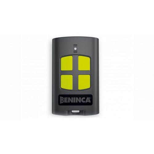 BENINCA - 4 csatornás adó, ugrókódos (TO-GO4VA)