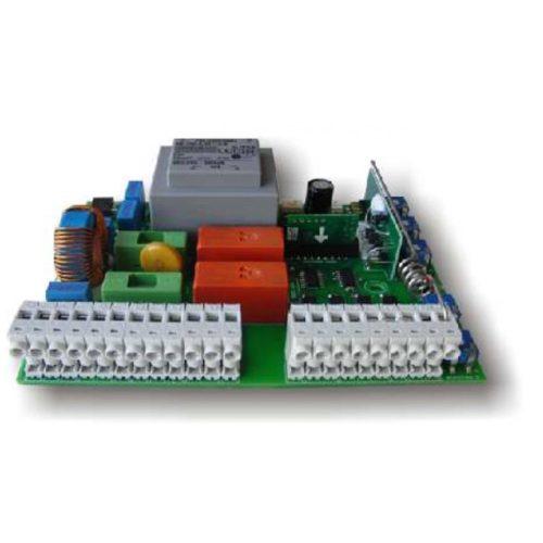Gardengate kétmotoros nyílókapu vezérlő, plusz funkciókkal (TWISTER_230)