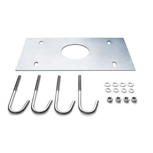 BENINCA - talplemez betonozható dübelekkel, VE-650/EVA7 sorompókhoz (VE.P650)