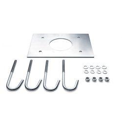 BENINCA - talplemez betonozható dübelekkel, LADY/LADY5/EVA5 sorompókhoz (VE.PS)