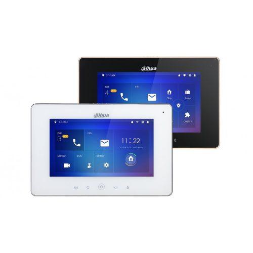 7 hüvelykes színes beltéri monitor WiFi fehér (VTH5221DW-S2)