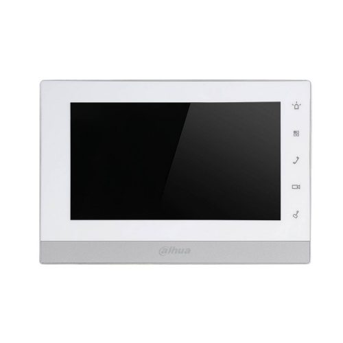 7 hüvelykes színes beltéri monitor (VTH5222CH-S1)