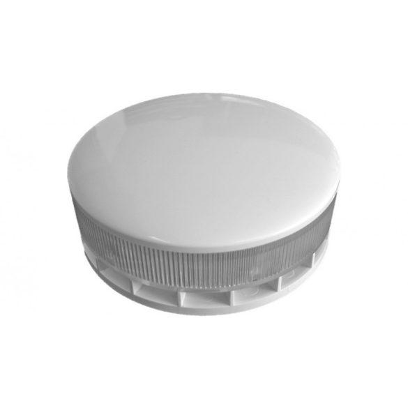 Címezhető beltéri hang- és fényjelző, izolátorral + 1 db hagyományos érzékelő csatlakoztatása a hurokba (VULCAN_2DSBI)