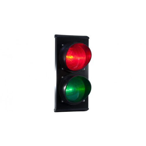 BENINCA - 2 lámpás (piros - zöld) jelző lámpa sorompókhoz, kapukhoz. (WE.TL2)